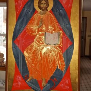 Jesus Christ Enthroned