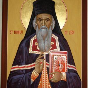 St Nikolai of Zicha