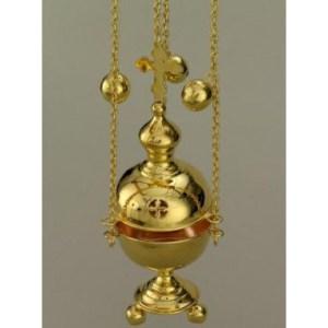 censer with bells