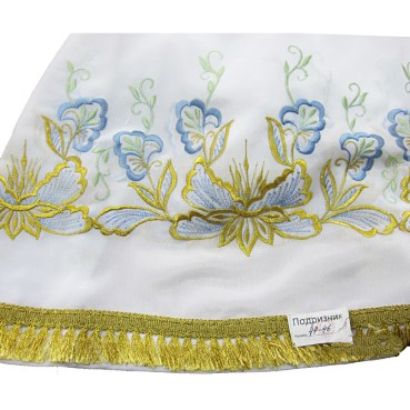Embroidered Sticharion