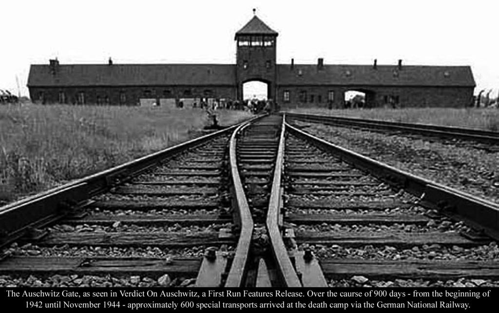 auschwitz tor - Auschwitz Gate