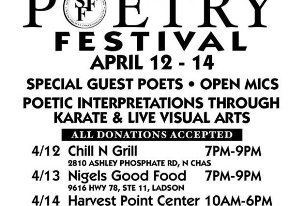 The Speak Freely Foundation to Host Inaugural Poetry