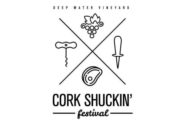 Cork Shuckin' Festival Returns to Deep Water Vineyards in