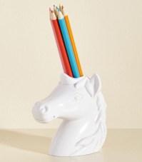 Unicorn Colored Pencil Holder | HolyCool.net