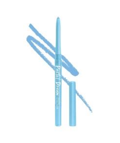 Lapiz delineador azul pastel web Holy cosmetics