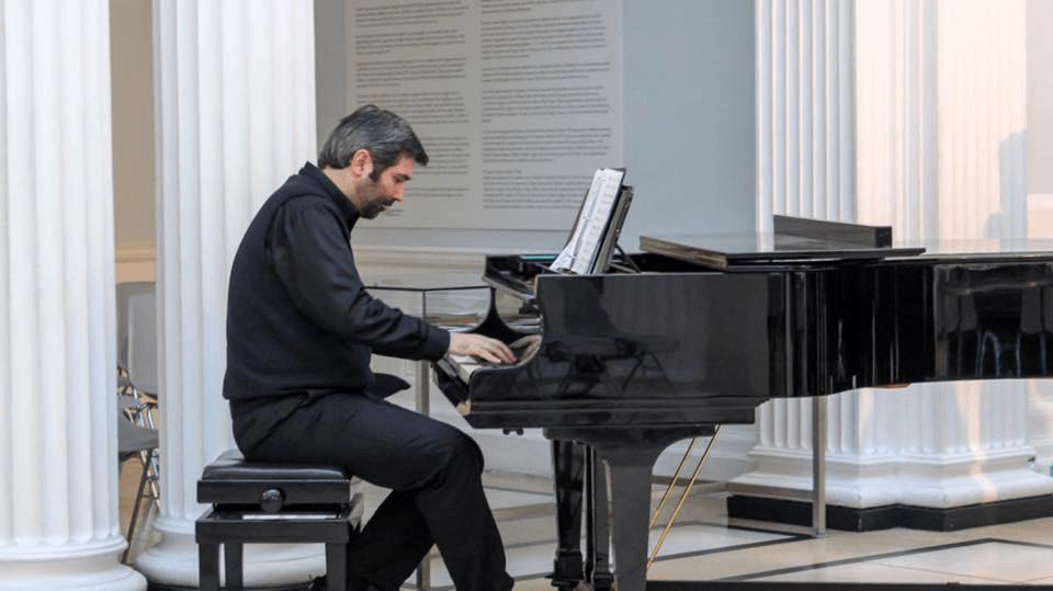 Jeremy Piano