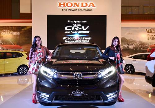 Promo Honda CRV Turbo