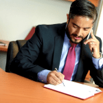 personal attorney