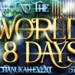 Around The World In Eight Days