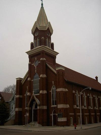 Holy Name of Jesus Parish, Milwaukee, WI