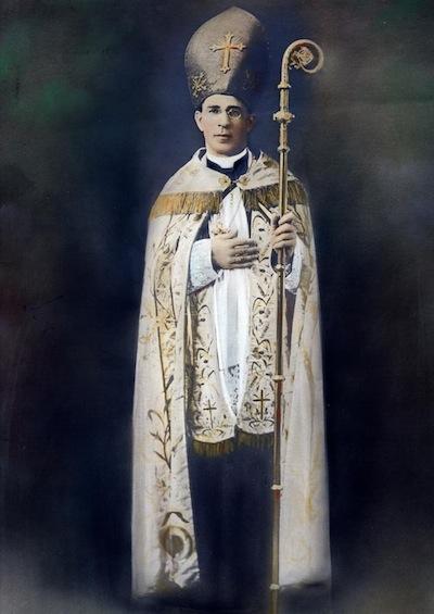 Bishop Francis Bonczak