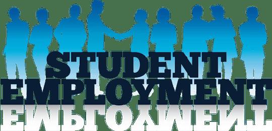 StudentEmploymentBlue