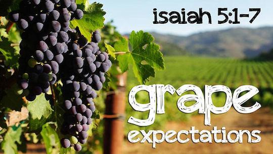 Isaiah 5 1-7