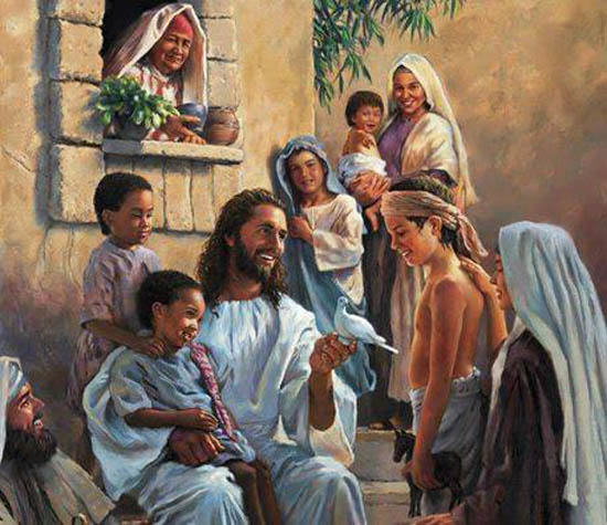 Pictures Of Jesus With Children Holy Pictures Of Jesus