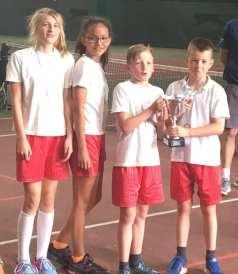Yr 6 Tennis
