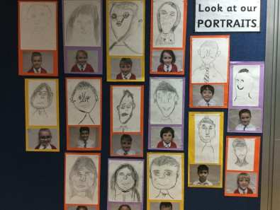 Year Three Portraits (2)