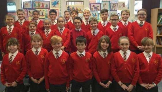 Year 5 pupils