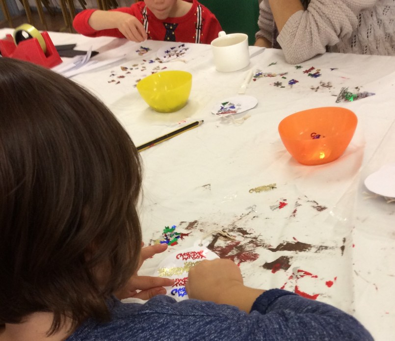 Christmas Craft Afternoon (6)