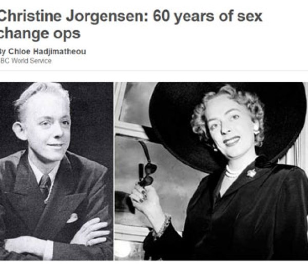 BBC Sex change op