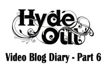 Hyde Out PR video blog part 6 in pub PR campaign