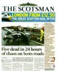 Successful PR campaign in Scotland for Eagle Couriers