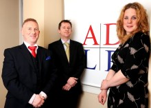 Public relations agency for Scottish legal firm ADLP