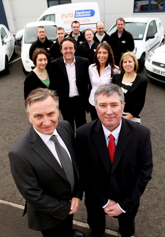 PR photography for Euro Business Solutions