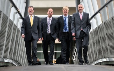 Space Solutions used PR services from Holyrood Partnership