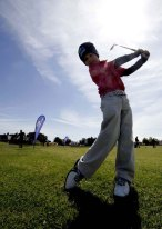 Scottish Public relations agency Holyrood PR in Edinburgh arranged these photographs for U.S. Kids Golf