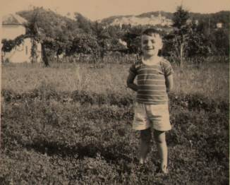 1966. Something major happened this year - Raymond made his first trip to Mother Italy!