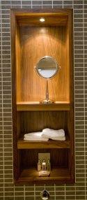 Hotel PR photography showcasing the interior design at Fraser Suites Edinburgh