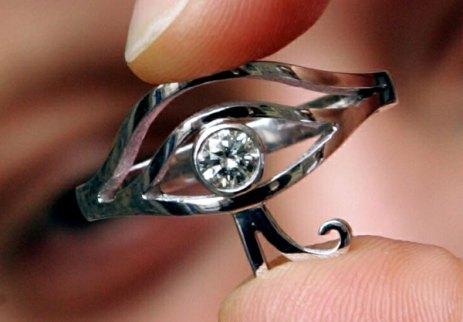 Eye of Horus jewellery