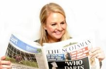 Media coverage is delivered by awarding winning Edinburgh PR agency Holyrood PR