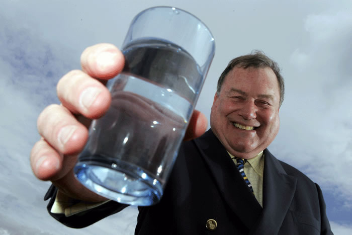 Jim Panton is chairman of Panton McLeod, the UK's leading expert in cleaning and disinfecting structures used to store potable drinking water across the UK. The Borders based water quality engineering firm regularly works with some of the biggest water companies across the country, including Scottish Water and Severn Trent Water.