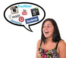 Social media and the PR mix