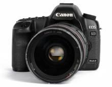 A Canon digital camera