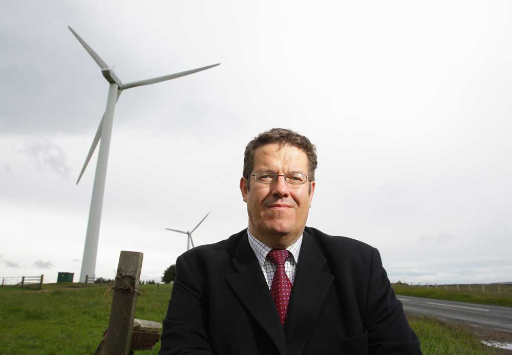 Mark Dowdall, director with Banks Renewables
