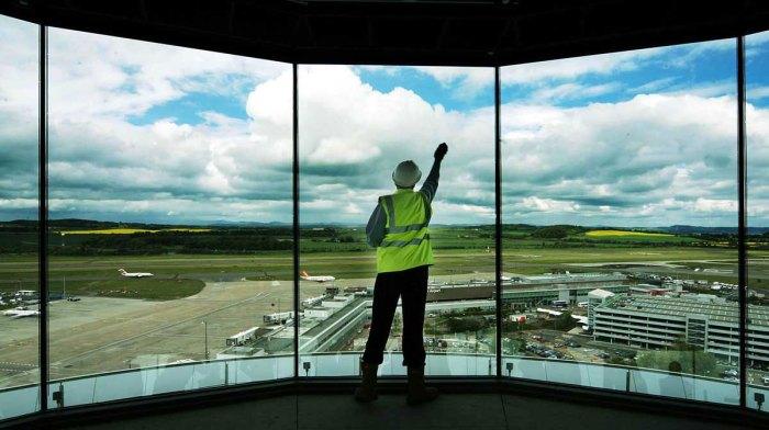 Edinburgh Airport Tower