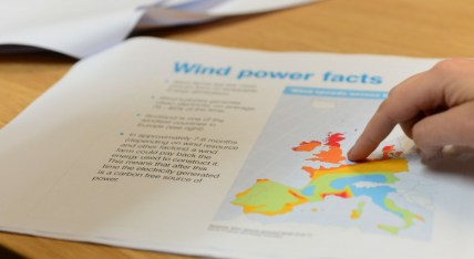 Public relations and PR photography in Scotland for Banks Renewables