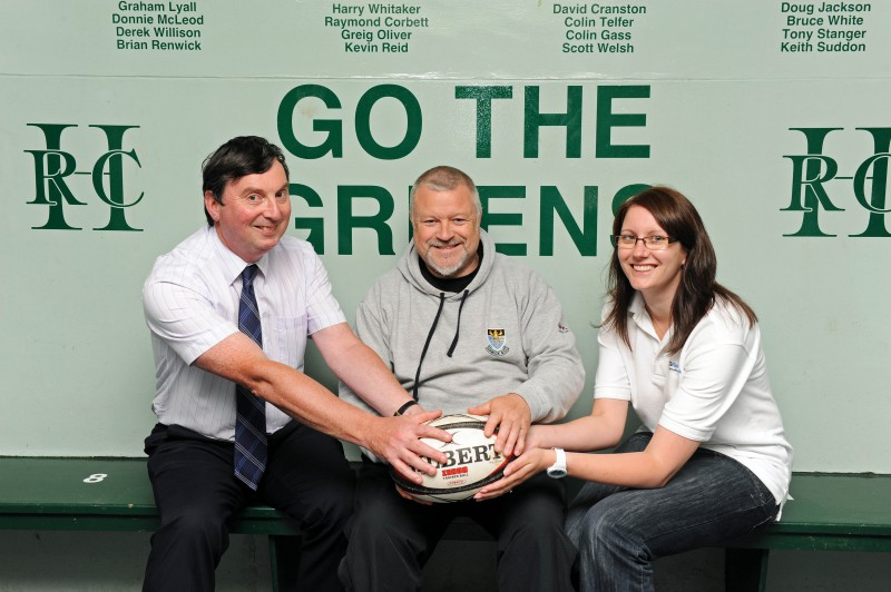 Rugby sponsorship deal warrants PR support from award-winning Scottish public relations experts