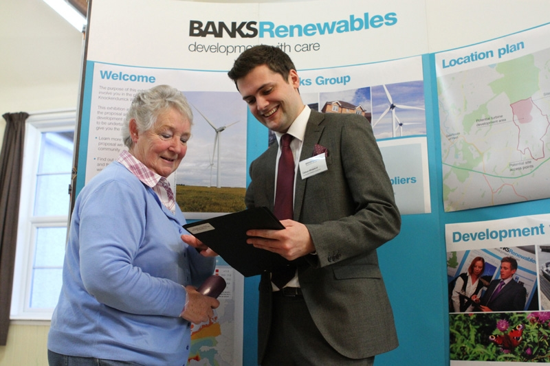Banks Group Renewables engaging with the local community