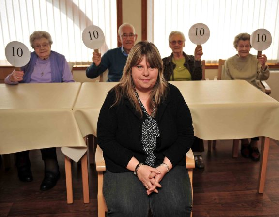 A care home in Glasgow is giving service users the ultimate say in defining their own care by involving them in the hiring of new staff.