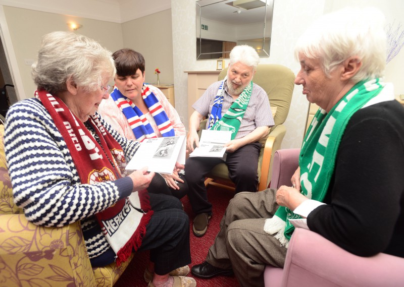 Edinburgh public relations firm Holyrood PR works with care provider, Bield