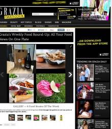cuckoos bakery Grazia