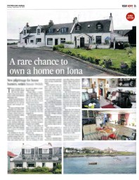 10 SEP The Press and Journal PG 25 FULL PAGE