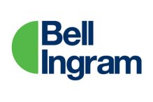The logo of land agents Bell Ingram for the purposes of PR in Scotland