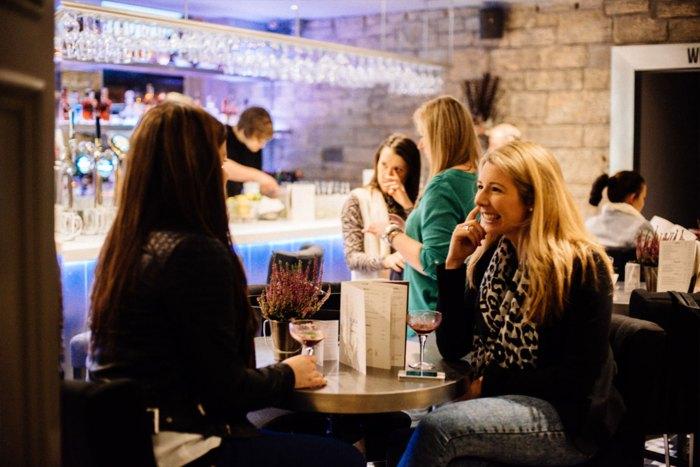 Food and Drink PR G1 Bothy Murrayfield Opening bar restaurant