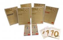 Award recognition for Holyrood PR