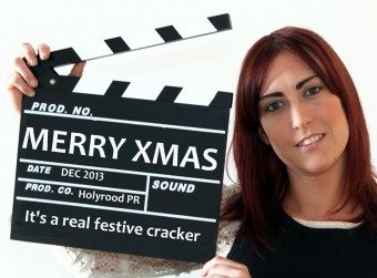 Festive video project
