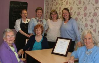 Mary's Kitchen Unilever Award